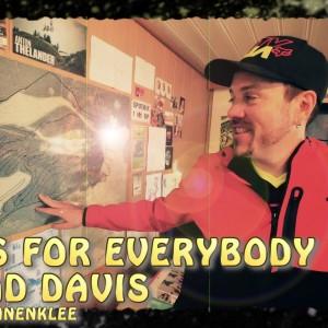 Conrad Davis über die Entwicklungen im Bikepark Hahnenklee.